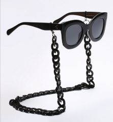 Fashion concise acrylic chains, glasses chain