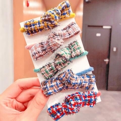 Sweet colorful grid populr rubber band