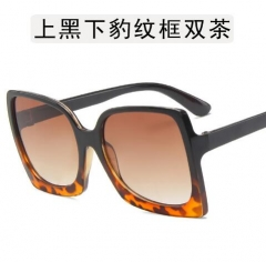 Vintage the square frame cheap price popular sunglasses